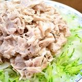 豚しゃぶ・冷しゃぶサラダ