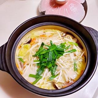 王将の水餃子~お鍋で楽々(^o^)子供パクパク~