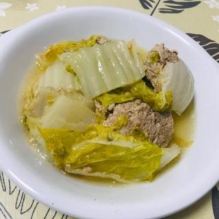 簡単!巻かないロール白菜
