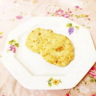 サクサクホロホロ食感♪米粉の胡桃クッキー