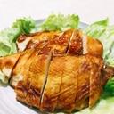 漬けるだけ!鶏胸肉のオーブン焼き