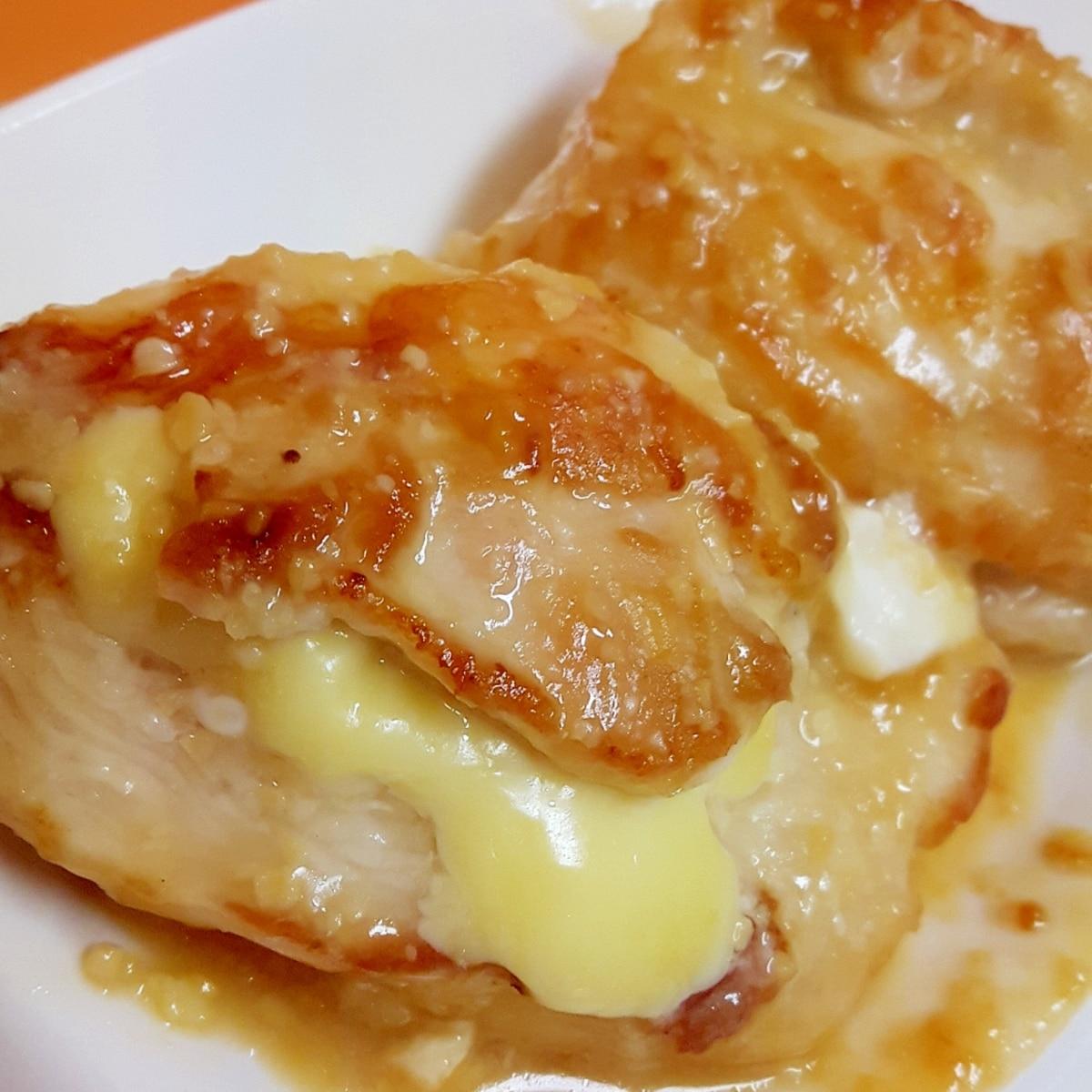 チーズ とり むね