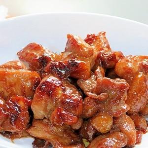 フライパンで簡単焼き鳥(冷凍ストック・お弁当にも)