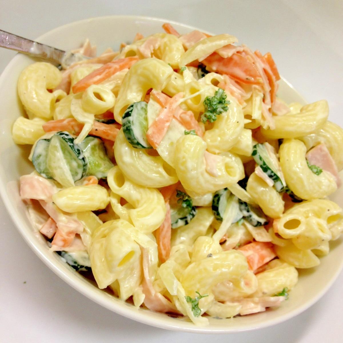 サラダ マカロニ