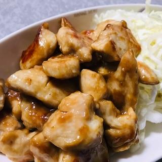 節約レシピ!鶏胸肉のオイマヨソース和え♫