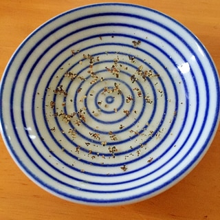 餃子のタレ☆塩レモンペッパー☆