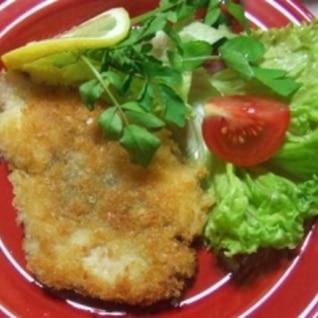 白身魚(シイラ)のフライ