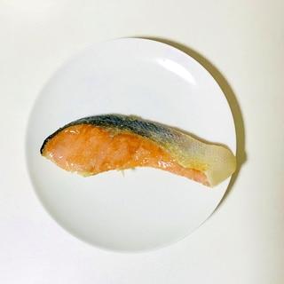 レモン風味の鮭の簡単ムニエル