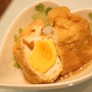 ジュワ~っとダシが染み出る 卵の袋煮