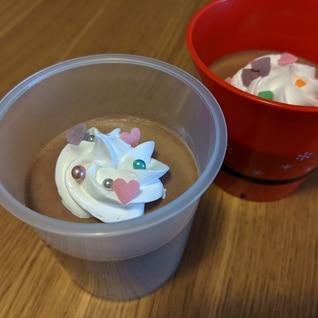チョコプリンとろりん!!