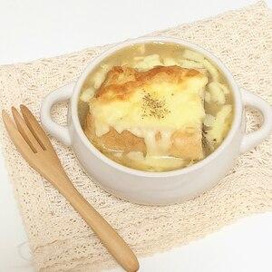 【おもてなし料理】オニオングラタンスープ