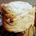 ベーコンとチーズとブラックペッパーのHB食パン