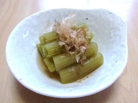 ふきの煮物