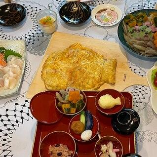 お食い初めに⭐祝⭐ミート鯛(パイ)