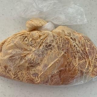 下味冷凍☆ささみの醤油マヨ
