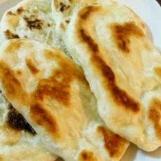 フライパンで簡単に作れる☆おいしいナンレシピ☆