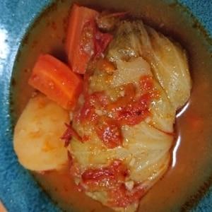 ロールキャベツ*トマト味* 圧力鍋使用