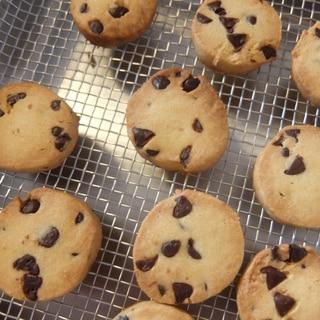 絶対喜ばれる!!おいしいチョコチップクッキー