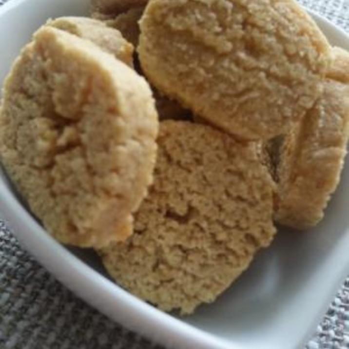 袋ひとつで簡単おからクッキー