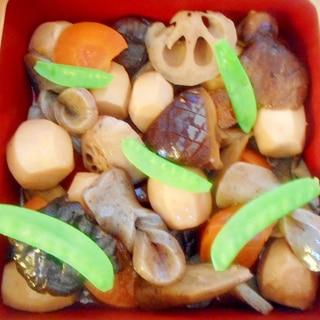 根菜の精進煮