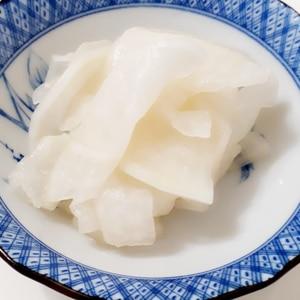 さっぱり★大根の酢漬け
