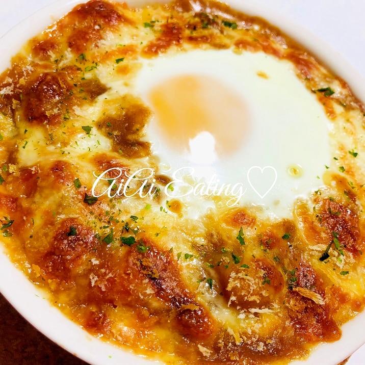 カレー ドリア レシピ