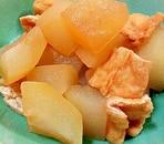 冬瓜と油揚げの煮物