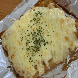 新玉ねぎで作る!うますぎるトースト★