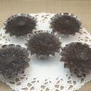 オレンジピールチョコレートカップケーキの作り方