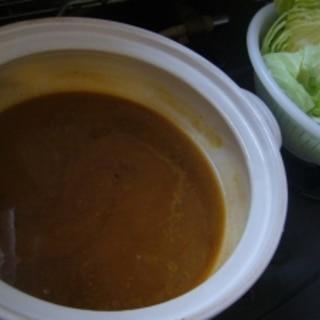 こくまろカレー鍋