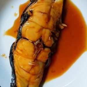 魚を美味しく食べよう!ヒラメの煮付け