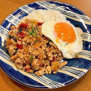 ガパオ(タイ料理)