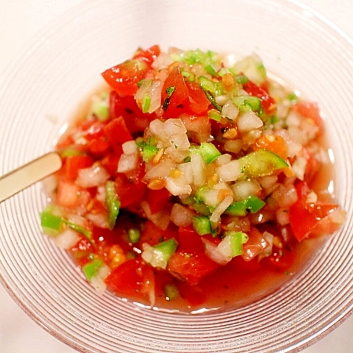 簡単美味しいソース★サルサ