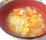 具沢山スープ