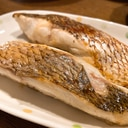 ふっくら★鯛のバター醤油焼き
