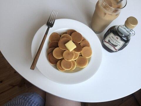 シリアルパンケーキ