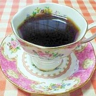 とっても簡単フレーバーコーヒー