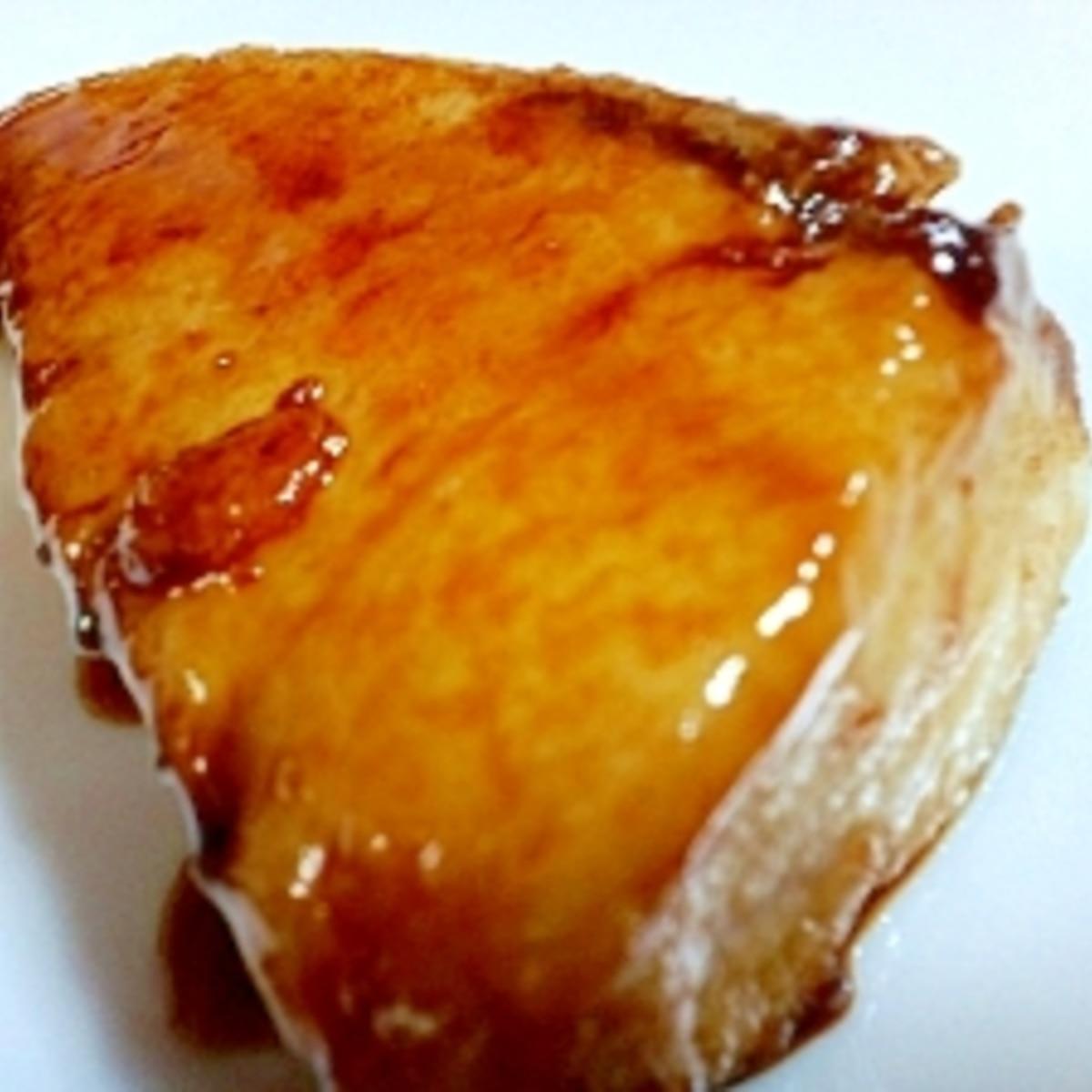 ぶり の 照り 焼き 片栗粉