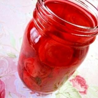 梅干しから作ろう❤自家製蜂蜜梅❤
