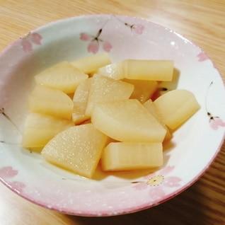 シンプル☆大根の煮物