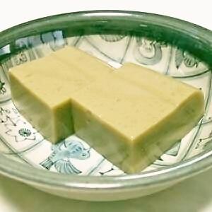 抹茶水羊羹