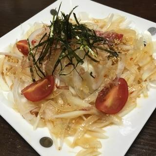 簡単!玉ねぎ豆腐サラダ