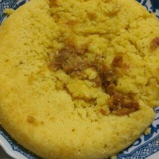 炊飯器とホットケーキミックスで作るパウンドケーキ