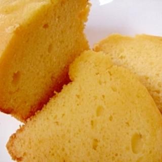 マーマレードとHM♡混ぜるだけパウンドケーキ