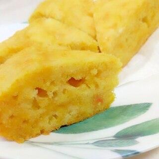 炊飯器de!(^^)簡単ニンジンのケーキ♪