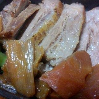 柔らか煮豚