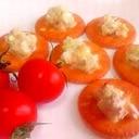 美味しい簡単ツナサラダオンザリッツ