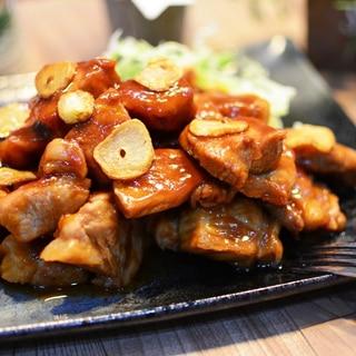 漬けて焼くだけ♬簡単トンテキ