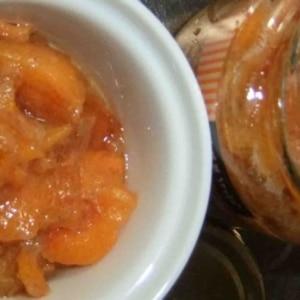 熟柿の救済~柿ジャム