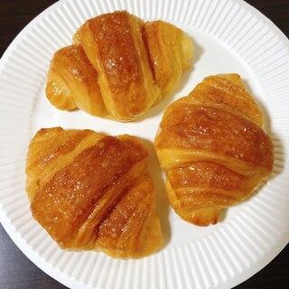 ハチミツシナモン☆クロワッサン